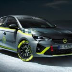 オペル「Corsa-e Rally 2020」発表:公式デザイン画像集!
