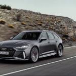 アウディ「新型 RS 6 Avant 2020」公式デザイン画像集!