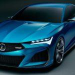ACURA「Type S Concept」発表:公式デザイン画像集!