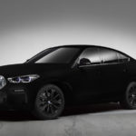 BMW「X6 Vantablack」が黒すぎてよくわからない笑!