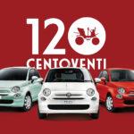 "Fiat「500」に120周年記念モデル""500 Super Pop Centoventi""を日本発売!"