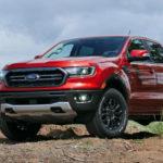 フォード「新型 Ranger Lariat 2019」公式デザイン画像集!