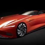 Karma「SC1 Vision Concept」ペブルビーチで初披露!完全EVのハイパーカー!
