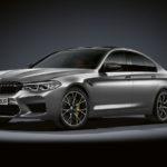 BMW「新型 M5 Competition 2019」公式デザイン画像集!