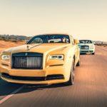 ロールスロイス「レイス」yellow popが登場!かわいい高級車!