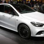 メルセデス「B-Class Plug-In Hybrid」実車を初公開!