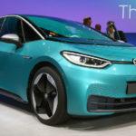 VW「新型 ID.3」はEVの本命?価格360万円〜で来年発売へ!
