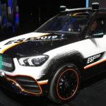 メルセデス「ESF Concept」実車を世界初公開!