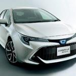 トヨタ「新型カローラスポーツ」マイナーチェンジ:公式デザイン画像集!