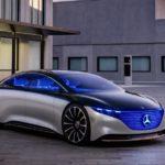 メルセデス「ヴィジョンEQS」はSクラスのEVモデル!超高級EVの誕生?