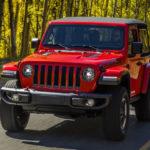 Jeep「新型Wrangler 2020」発表:公式デザイン画像集!