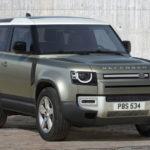 Land Rover「Defender 90」世界初公開!3ドアのショートモデル!