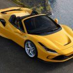 Ferrari「F8 Spider 2020」発表:公式デザイン画像集!