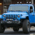 Jeep「J6 Concept」実車が公道を走った!