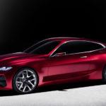 BMW「Concept 4」発表:なんだこの口は?
