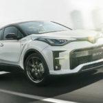 トヨタ「新型 C-HR GR SPORT」発表:公式デザインギャラリー!