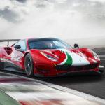 Ferrari 488 GT3 Evo 2020 公式デザインギャラリー!