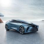 レクサス「LF-30 Electrified」発表:公式デザインギャラリー!
