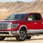 Nissan「Titan 2020」発表:フルサイズのピックアップトラック!