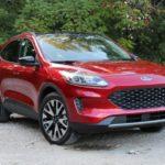 Ford「Escape Hybrid 2020」発表!アメリカンHVのデザインは?