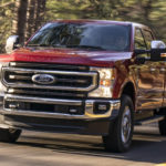 Ford「F-Series Super Duty 2020」相変わらずのカタマリ感!