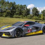 シボレー「新型コルベット」のレーサー「C8.R」誕生!