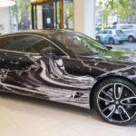 Bentley「Continental GT」に『アートカー』あくまでもワンオフモデル