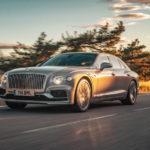 Bentley「Flying Spur」発表:公式デザイン画像集@モナコ