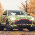 Aston Martin「DBX prototype」公開!デザイン画像集!