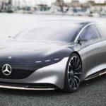 メルセデス「EQS Concept」日本公開:公式デザインギャラリー!