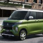 三菱「スーパーハイトK-Wagonコンセプト」発表:公式デザインギャラリー!