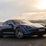 Porsche「Taycan Turbo 2020」公式デザイン画像集!