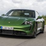 Porsche「Taycan Turbo S 2020」発表:公式デザイン画像集!