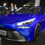 トヨタ「新型MIRAI」は来年発売!デザインはほぼコンセプトのまま!