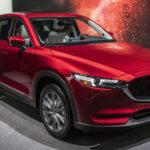 マツダ「新型CX-5 2020」実車デザインギャラリー@LA