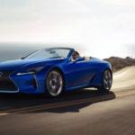 レクサス「新型 LC 500 Convertible」2021モデルを発表!