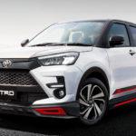 トヨタ「新型ライズTRD」発表:公式デザインギャラリー!