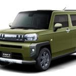 ダイハツ「新型TAFTコンセプト」など東京オートサロン出展車を発表!