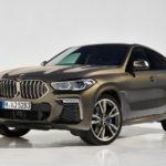 BMW「新型 X6」新デザインでX2スタイルに!