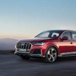 Audi「新型 Q7 2020」発表:公式デザインギャラリー!