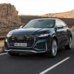 Audi「新型 RS Q8 2020」発表:公式デザインギャラリー!