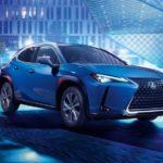 Lexus「UX 300e」初のフルEVモデル:公式デザインギャラリー!