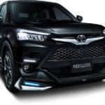 トヨタ「新型 ライズ TRD」発表:公式デザインギャラリー!