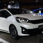ホンダ「新型フィット / シビック」に『Modulo X』発表:実車デザインギャラリー!