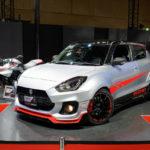 スズキ「スイフトスポーツ」にカタナedition発表:実車デザインギャラリー!