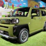 ダイハツ「新型タフト」は今夏発売へ:実車デザインギャラリー!