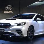 スバル「新型 レヴォーグ STI Sport」プロトタイプを初公開!