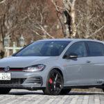 VW「新型 ゴルフ GTI TCR」600台限定の最高スペックゴルフ!
