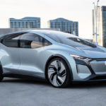 Audi「AI:ME コンセプト」は完全自動運転で出前やエンタメ視聴も!