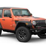 Jeep「新型 Wrangler Rubicon Recon edition 2020」発表:公式デザインギャラリー!